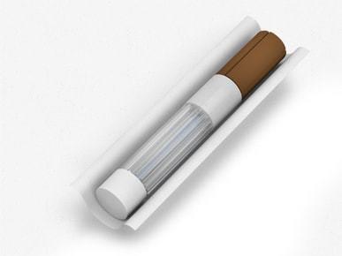 Устройство для курения сигарет без дыма