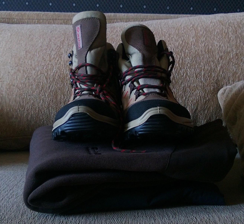 Ботинки для похода