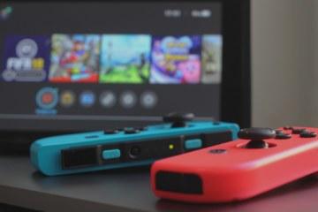 Сервис Nintendo
