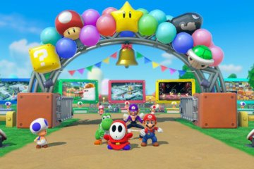 Super Mario Party на Nintendo Switch